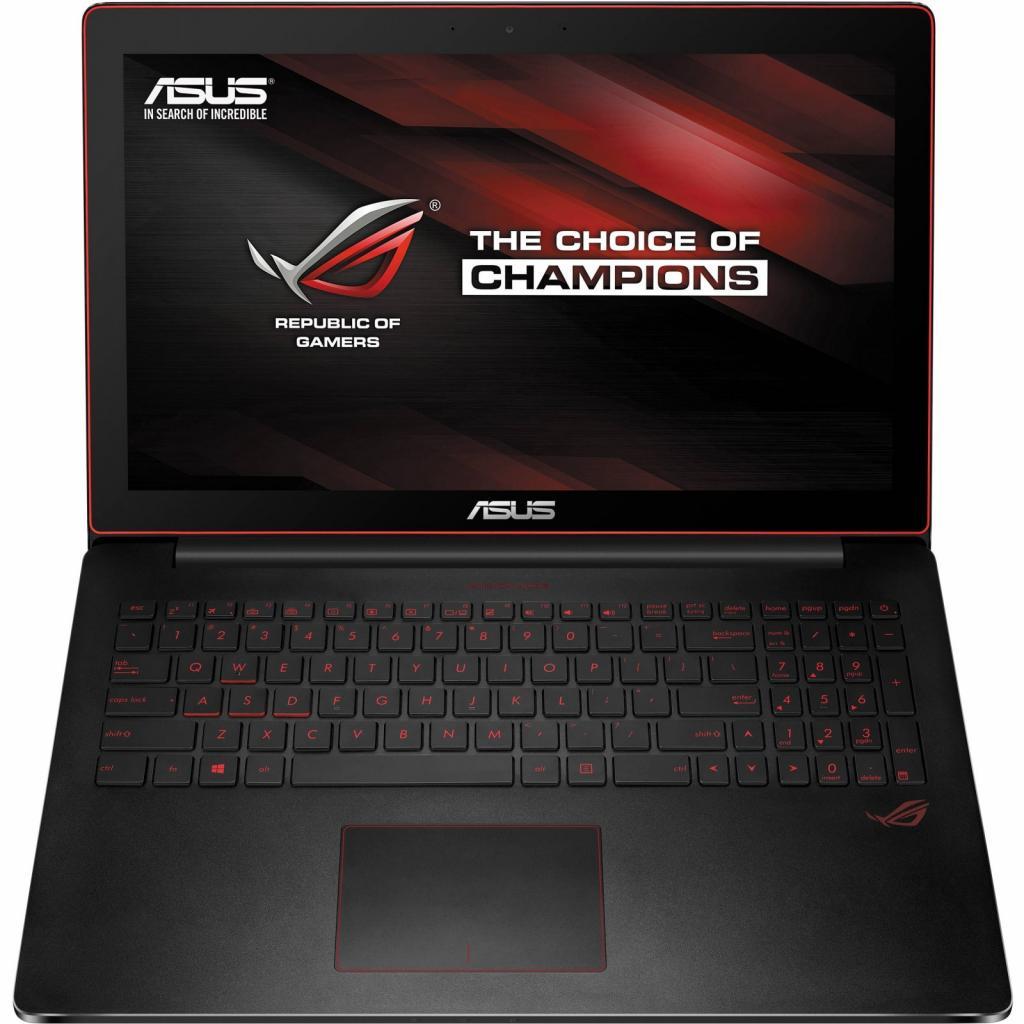 Ноутбук ASUS G501JW (G501JW-FI407R) изображение 8