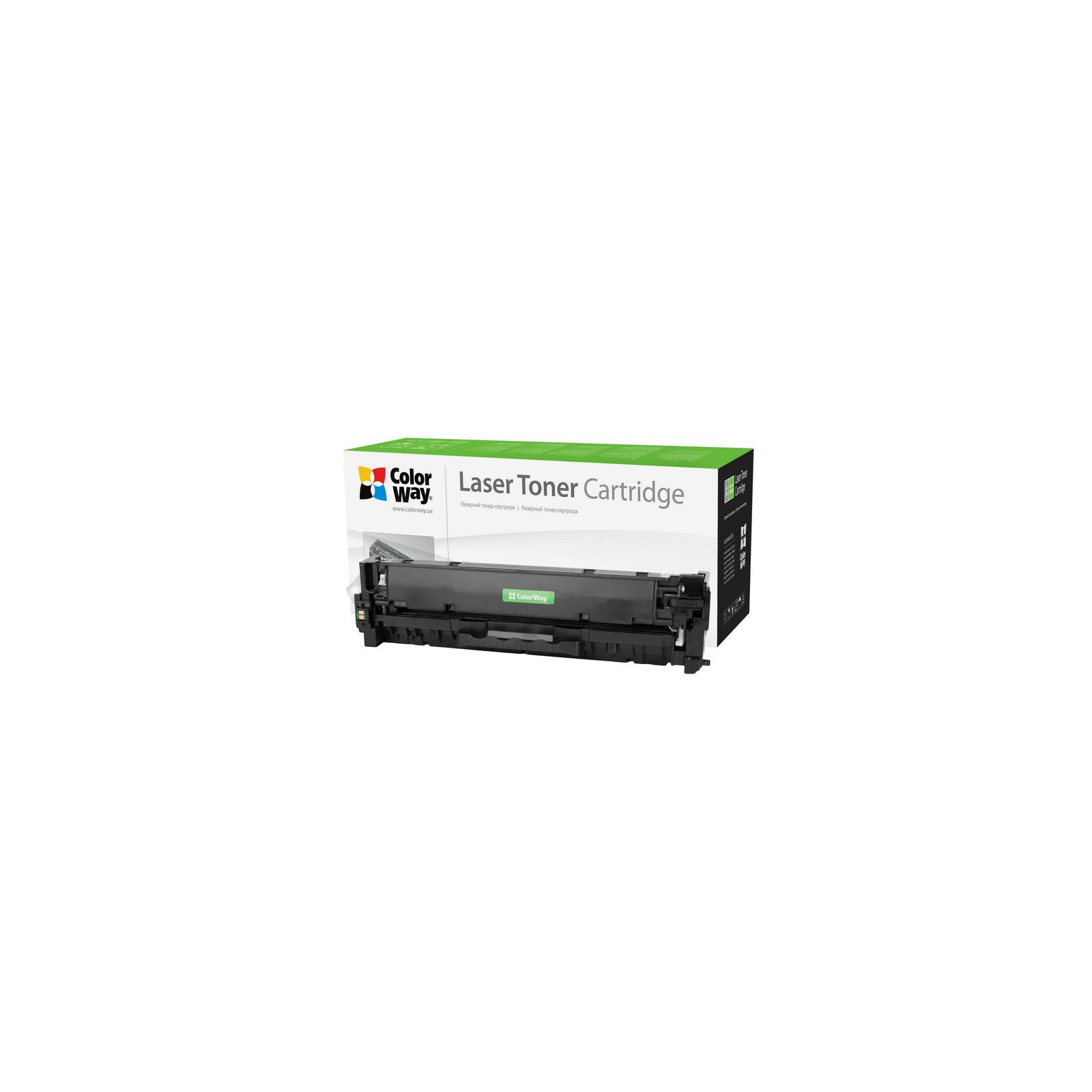 Картридж ColorWay для CANON 718 (HP СС532A) yellow LBP-7200/MF-8330/8350 (CW-C718YM)