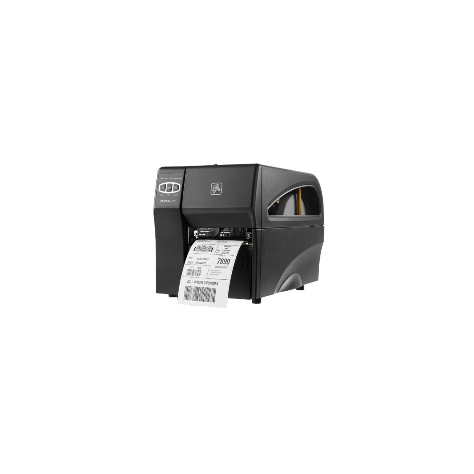 Принтер этикеток Zebra ZT220 203dpi TT (ZT22042-T0E000FZ/ZT22043-T0E200FZ)