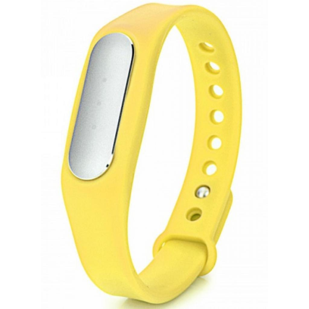 Фитнес браслет Xiaomi Mi Band Pulse (1S) Yellow