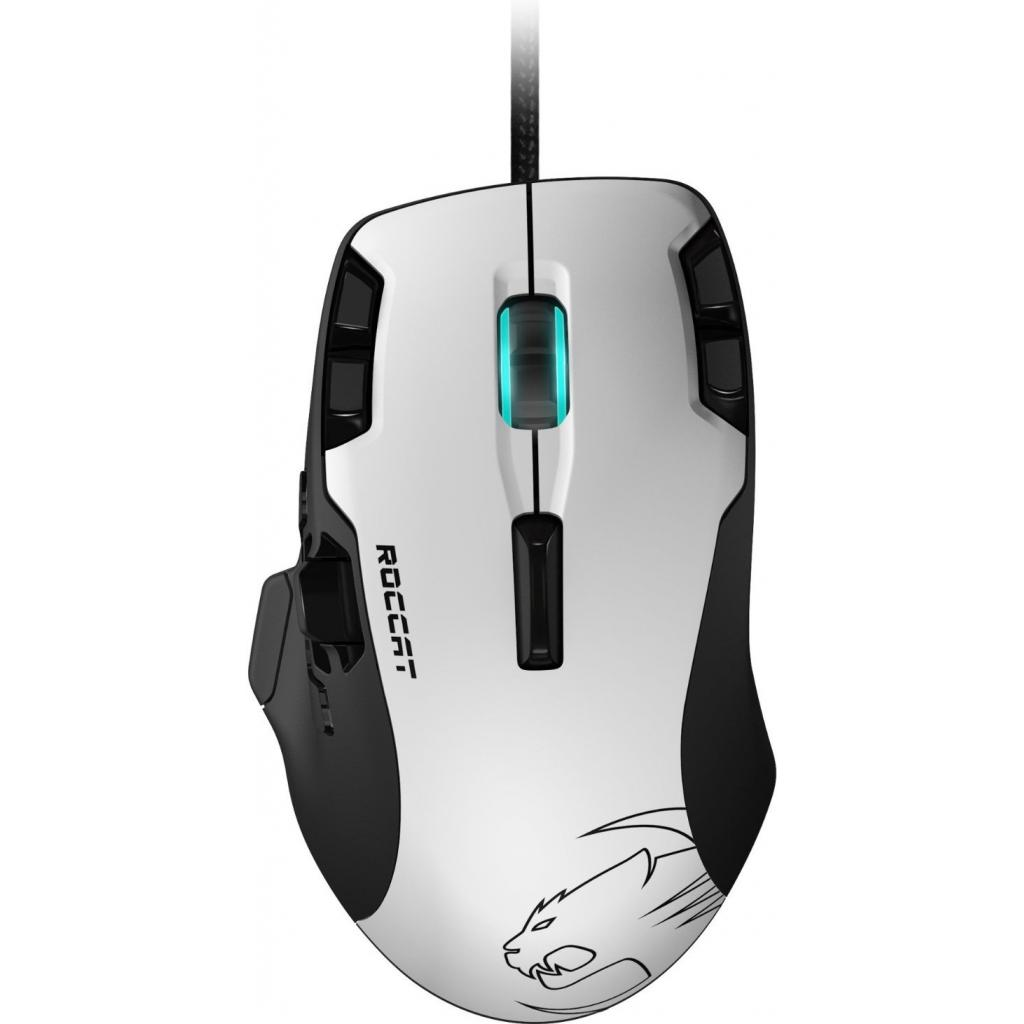 Мышка Roccat Tyon - All Action Multi-Button Gaming Mouse, White (ROC-11-851) изображение 2
