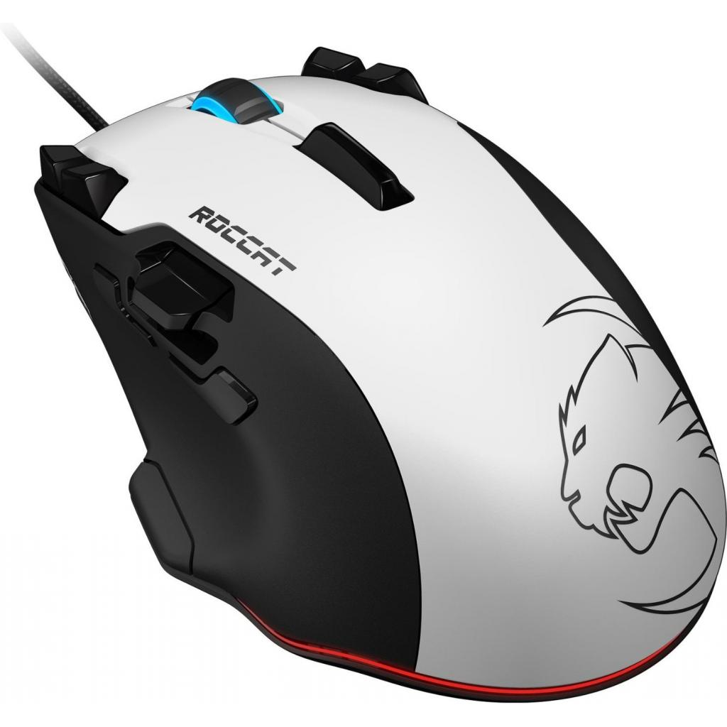 Мышка Roccat Tyon - All Action Multi-Button Gaming Mouse, White (ROC-11-851) изображение 3