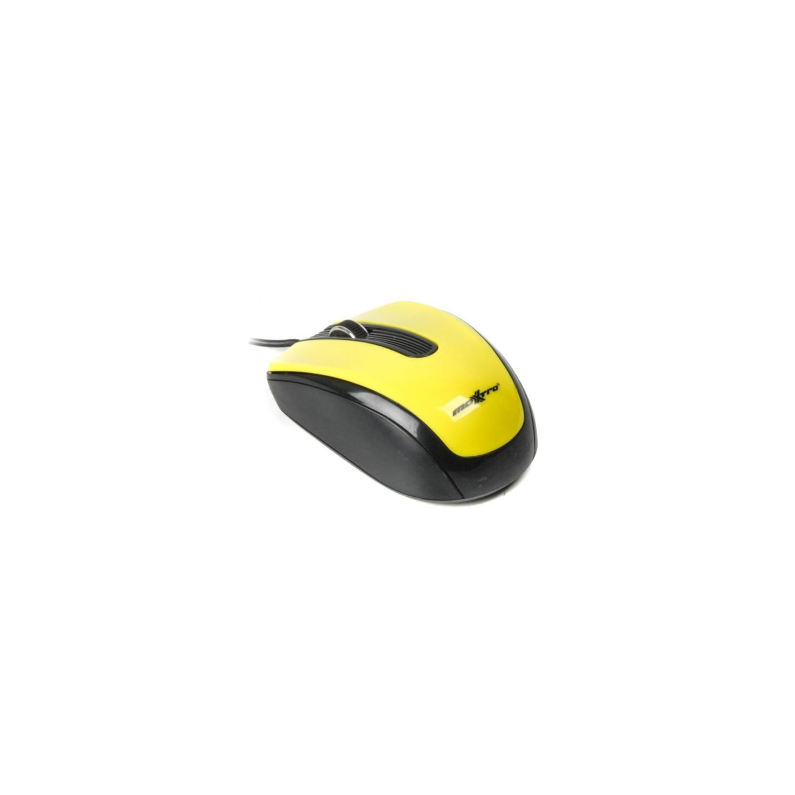 Мышка Maxxter Mc-325-Y изображение 3