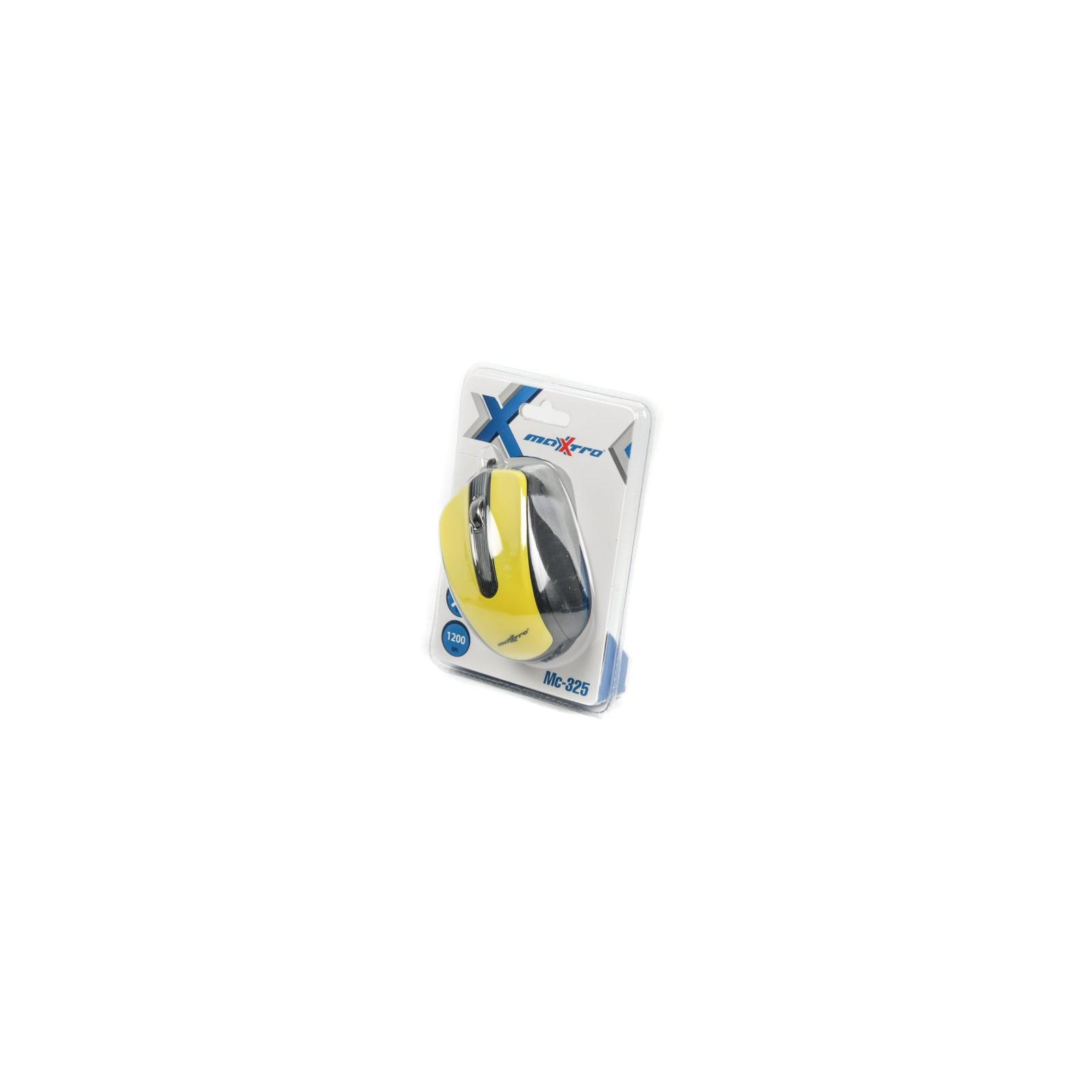 Мышка Maxxter Mc-325-Y изображение 4