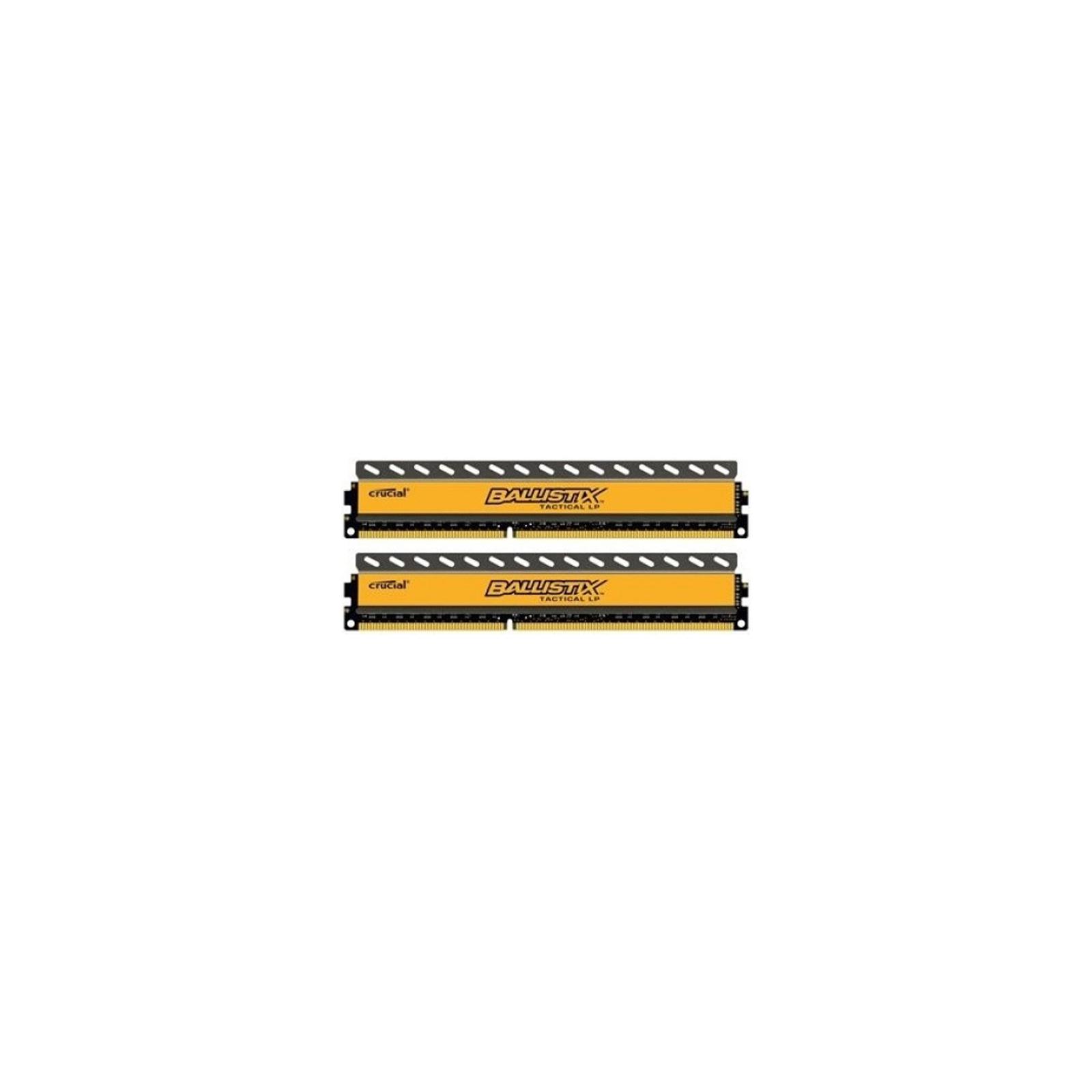 Модуль памяти для компьютера DDR3 16GB (2x8GB) 1600 MHz BallistiX Tactical MICRON (BLT2C8G3D1608ET3LX0CEU)