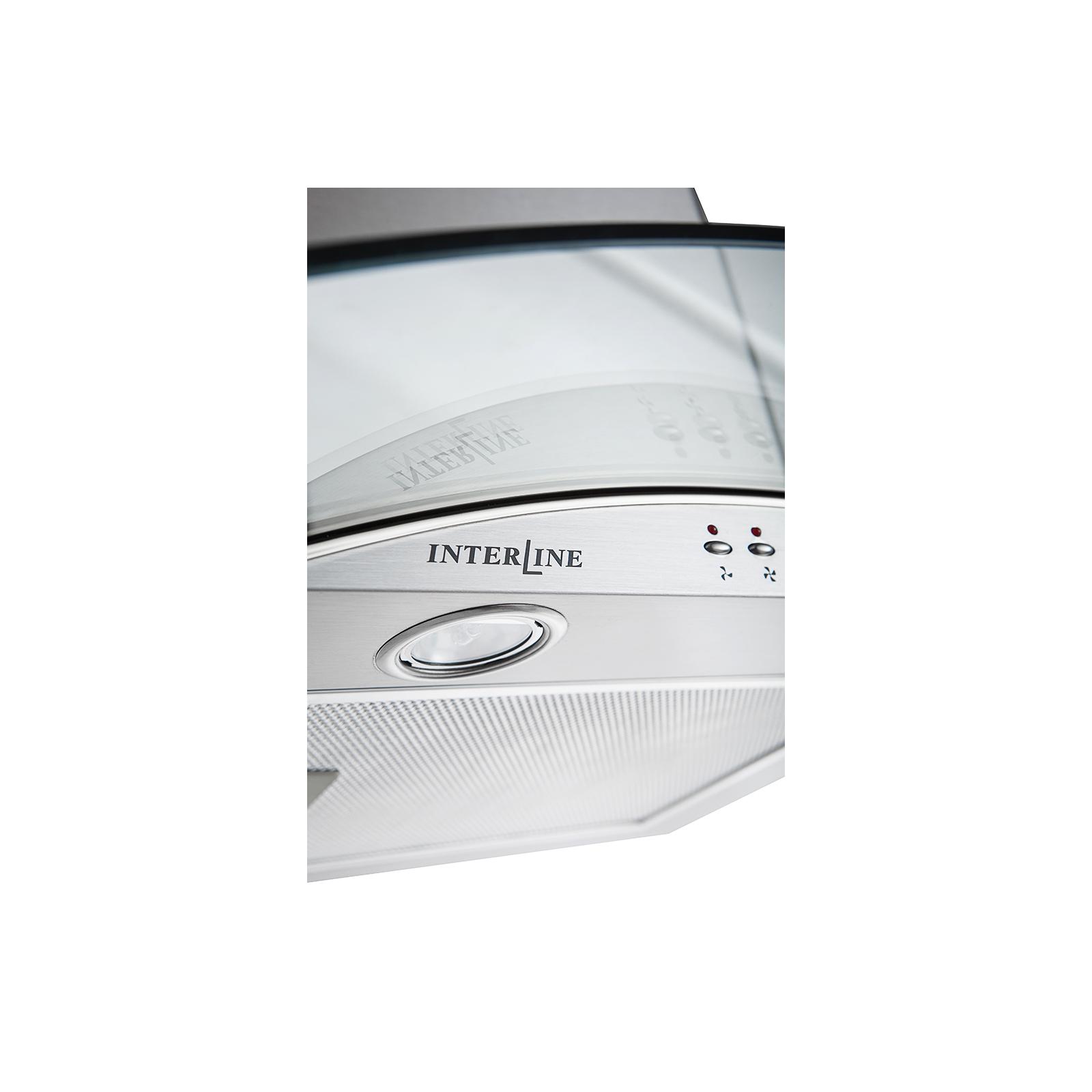 Вытяжка кухонная Interline EAGLE X/V A/60 EB изображение 2