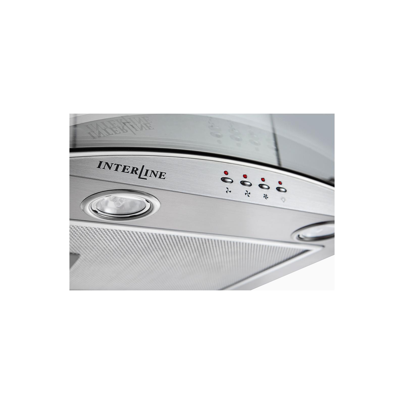 Вытяжка кухонная Interline EAGLE X/V A/60 EB изображение 3