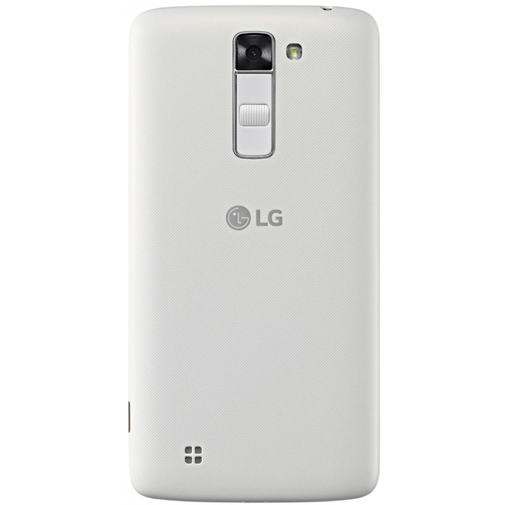 Мобильный телефон LG X210 (K7) White (LGX210DS.ACISWH) изображение 2