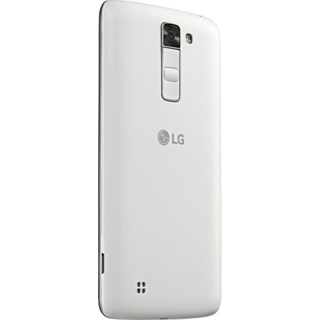 Мобильный телефон LG X210 (K7) White (LGX210DS.ACISWH) изображение 5