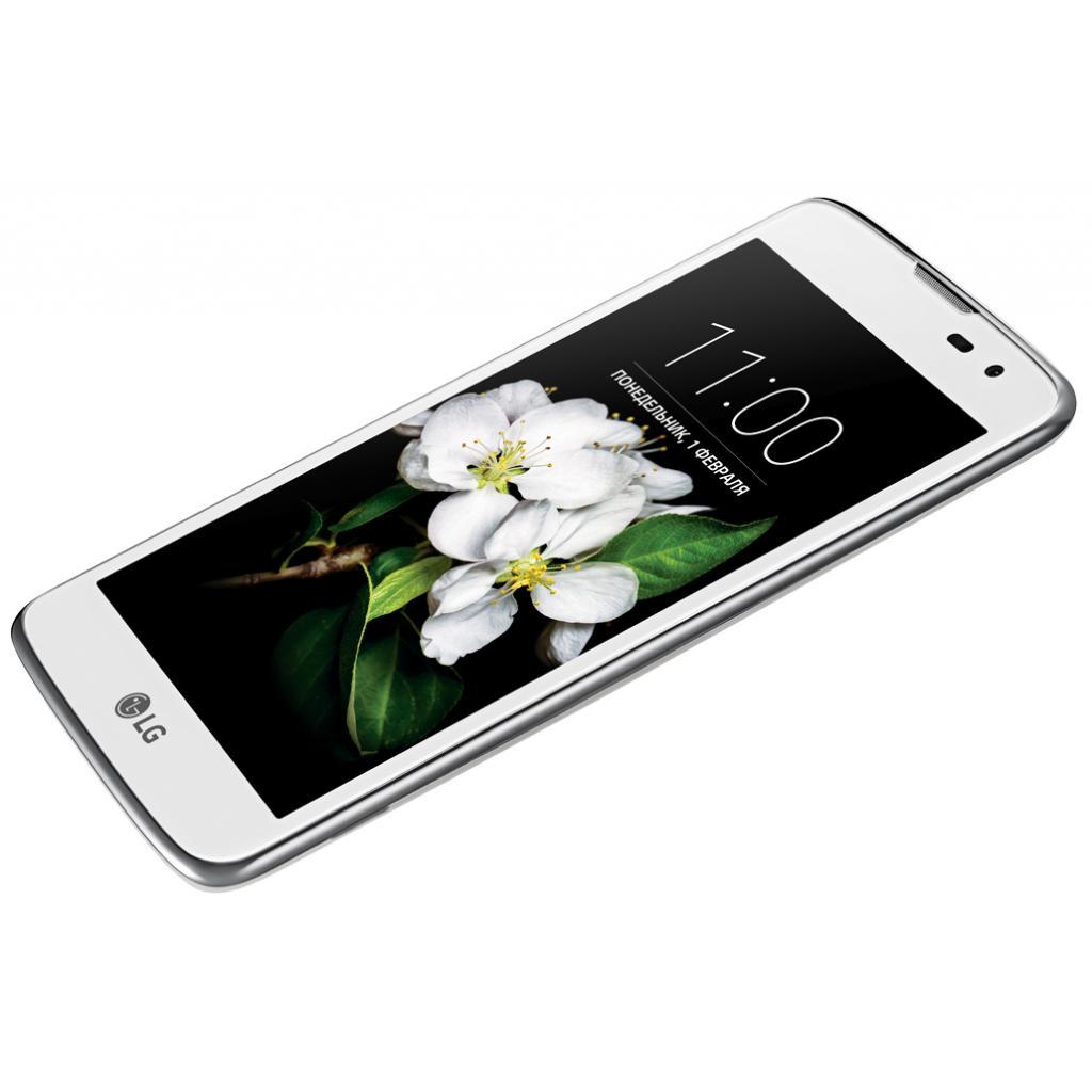 Мобильный телефон LG X210 (K7) White (LGX210DS.ACISWH) изображение 6