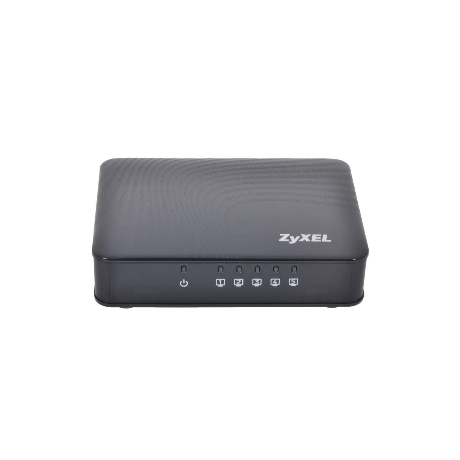 Коммутатор сетевой ZyXel GS-105S изображение 5