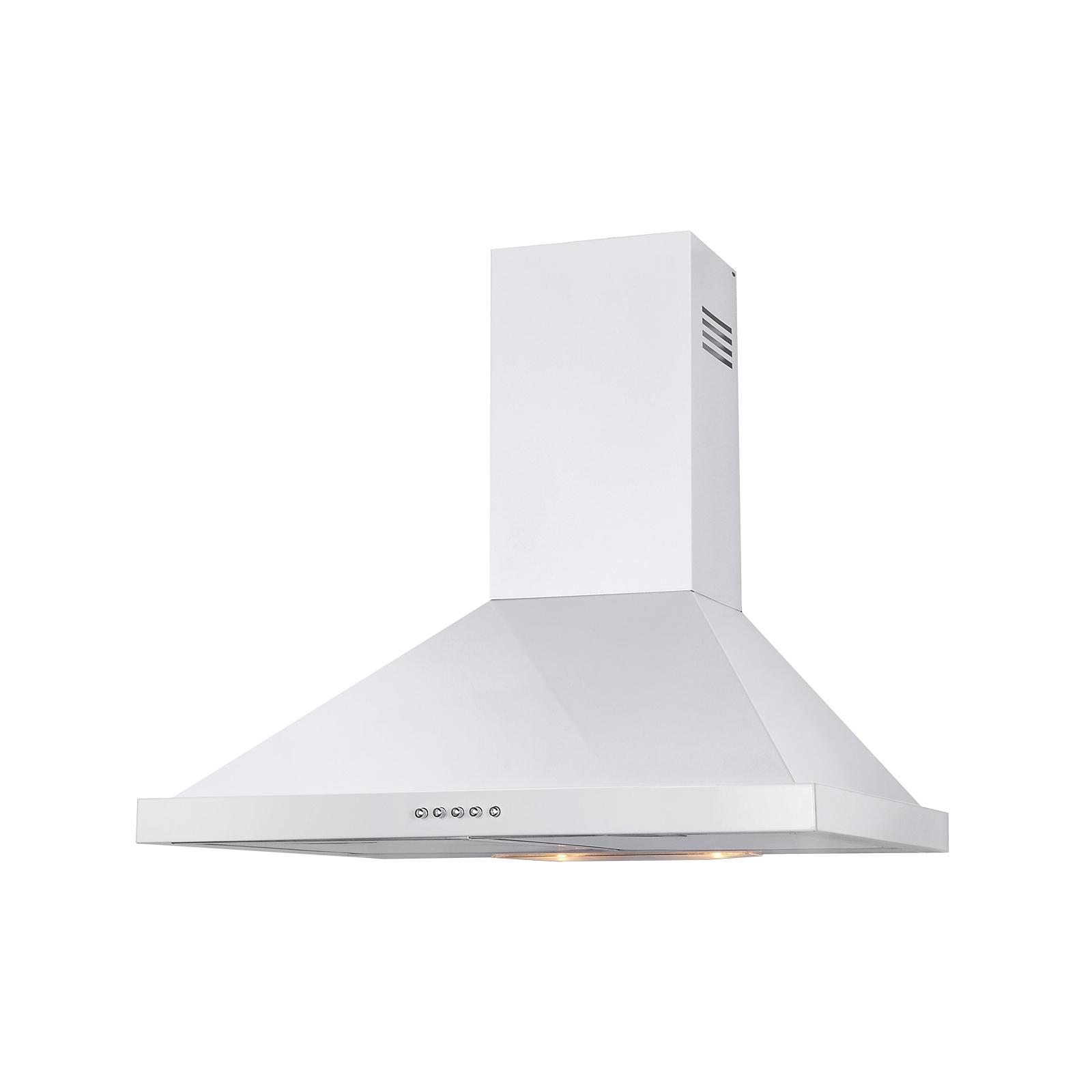 Вытяжка кухонная Ventolux LAZIO 60 WH (750)