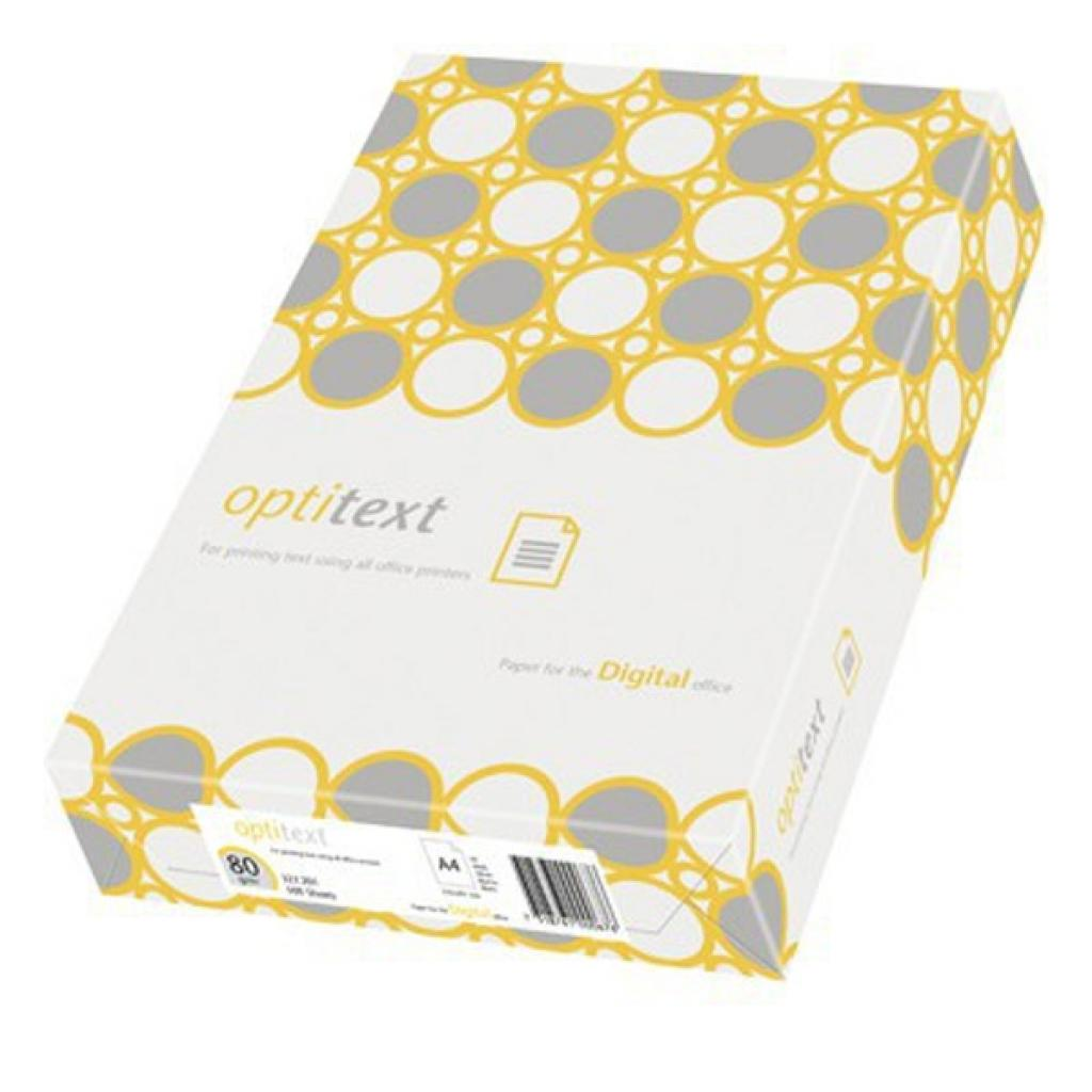 Бумага Optitext A4, 80 г, 500ст (7318761000676)