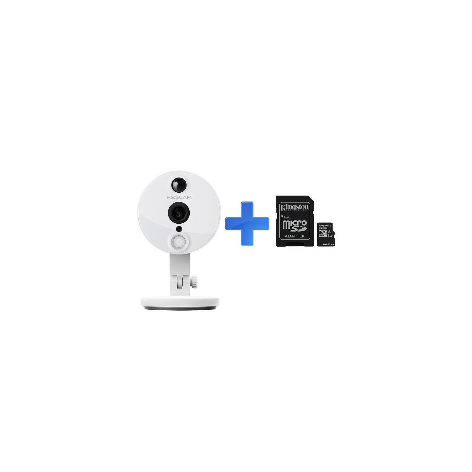 Камера видеонаблюдения Foscam C2 (6791) изображение 6