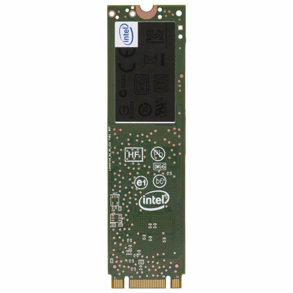 Накопитель SSD M.2 1TB INTEL (SSDSCKKW010X6X1) изображение 2