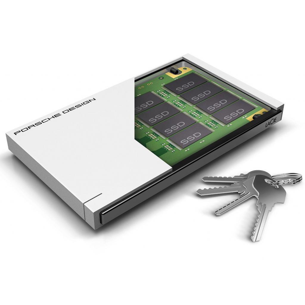 """Внешний жесткий диск 2.5"""" 1TB LaCie (9000461) изображение 7"""