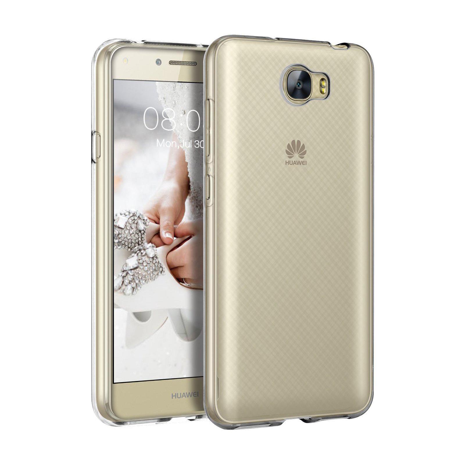 Чехол для моб. телефона SmartCase Huawei Y5 II TPU Clear (SC-HY5II) изображение 2