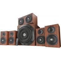Акустическая система Trust Vigor 5.1 Surround Speaker System Brown (21786)