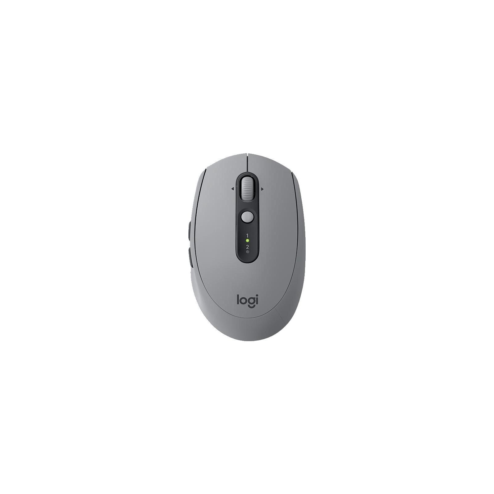 Мышка Logitech M590 Silent Ruby (910-005199) изображение 3