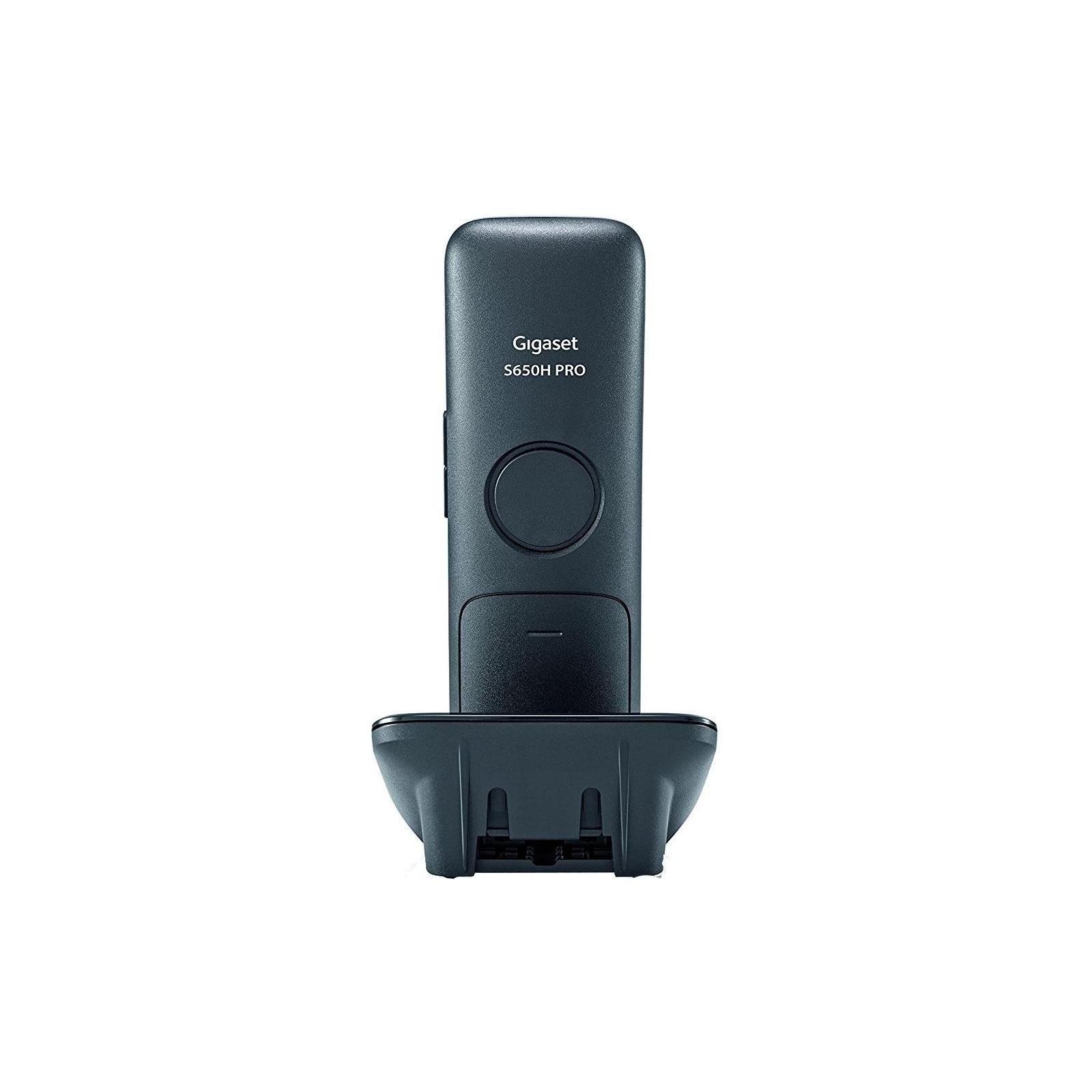 IP телефон Gigaset S650H PRO (S30852-H2665-R121) изображение 2