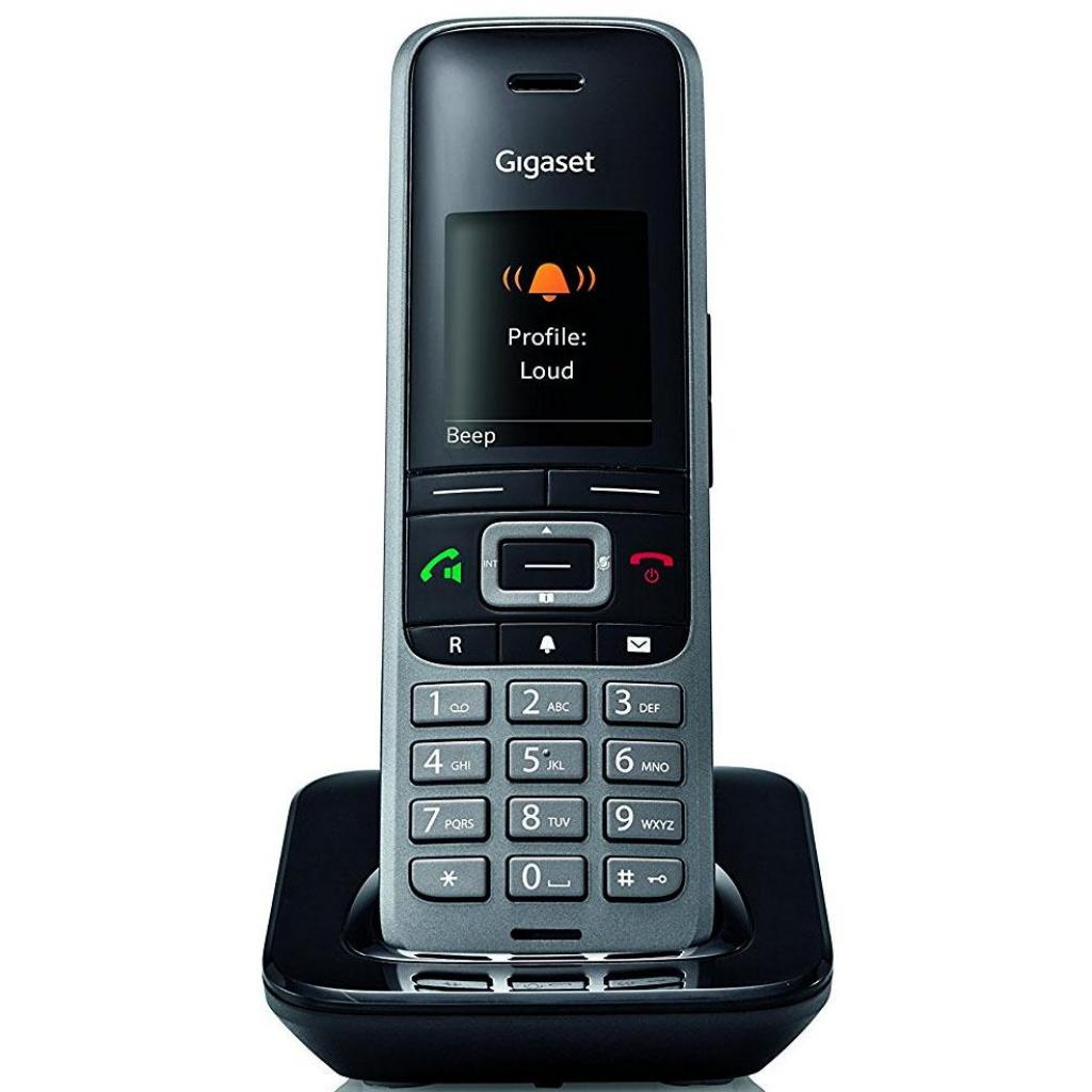 IP телефон Gigaset S650H PRO (S30852-H2665-R121) изображение 4