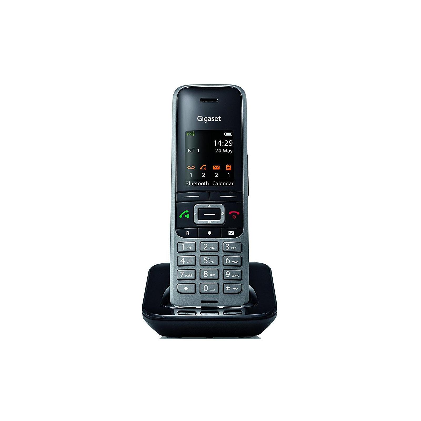 IP телефон Gigaset S650H PRO (S30852-H2665-R121) изображение 5