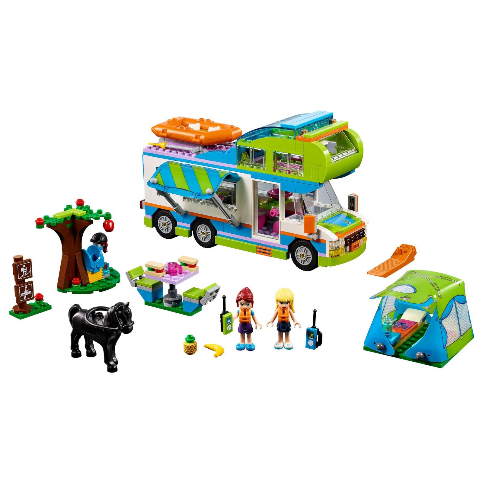 Конструктор LEGO Friends Дом на колесах Мии (41339) изображение 2
