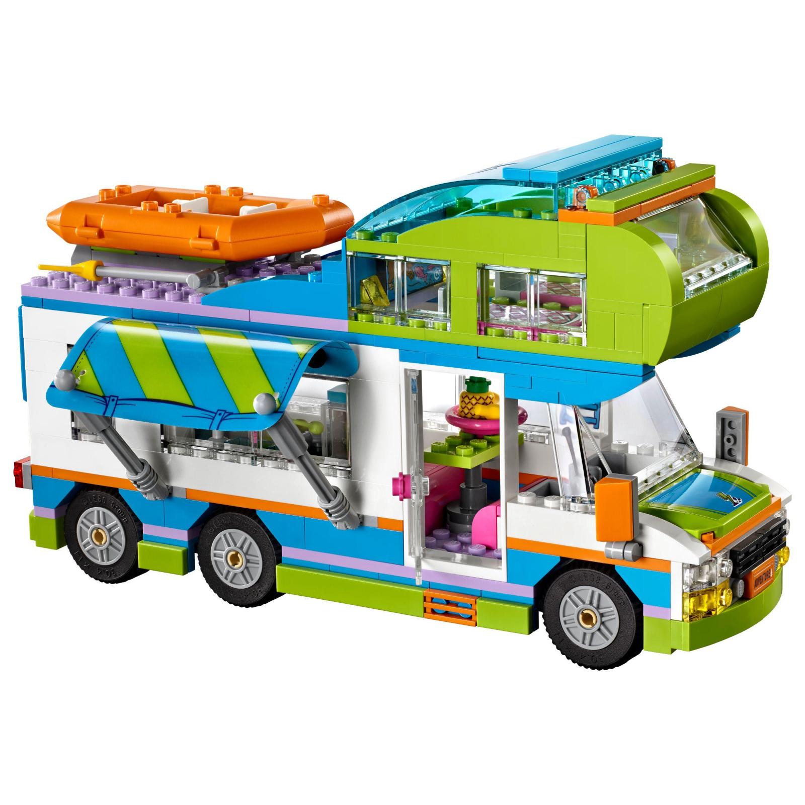 Конструктор LEGO Friends Дом на колесах Мии (41339) изображение 3