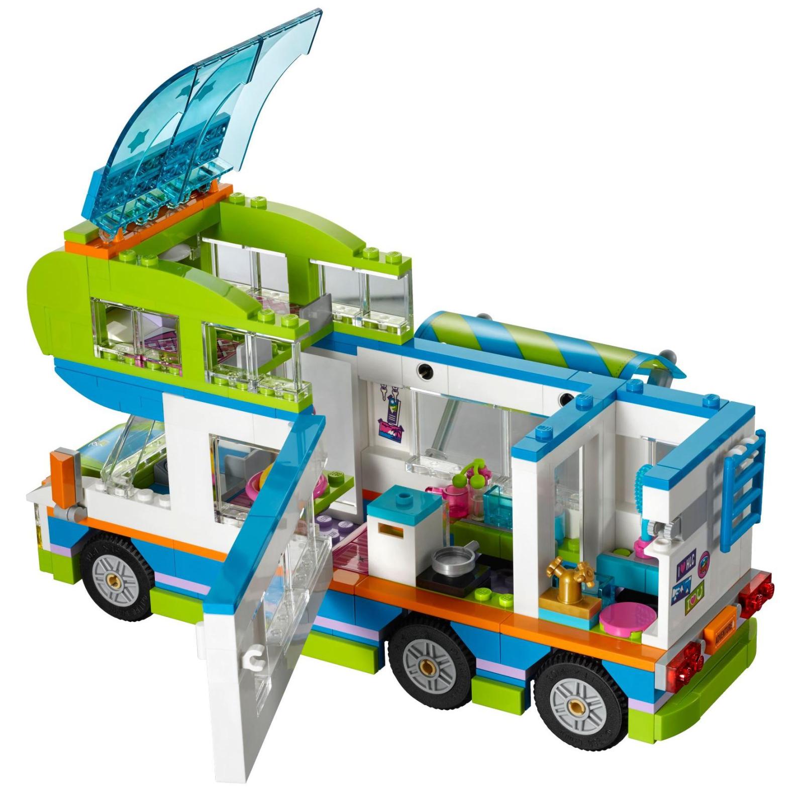 Конструктор LEGO Friends Дом на колесах Мии (41339) изображение 4