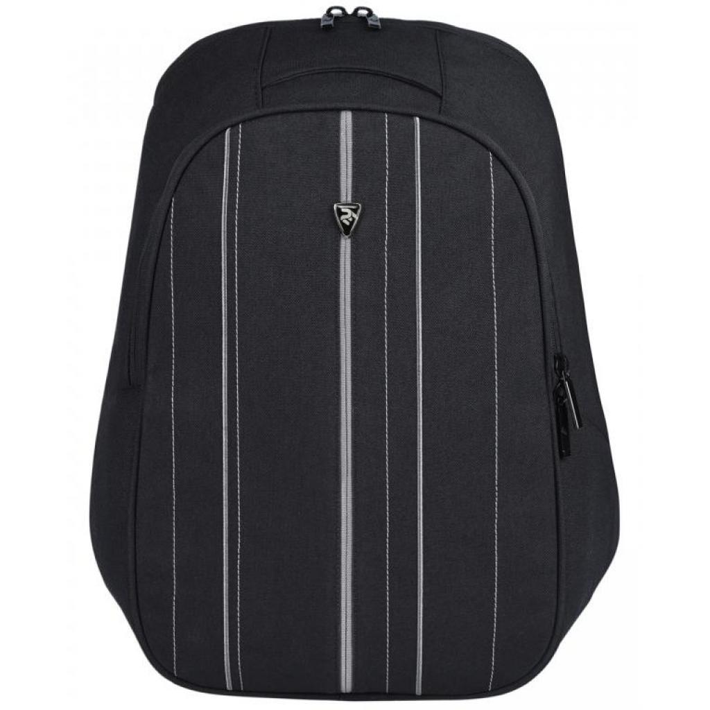 "Рюкзак для ноутбука 2E 16"" BPN65007 black (2E-BPN65007BK) изображение 2"