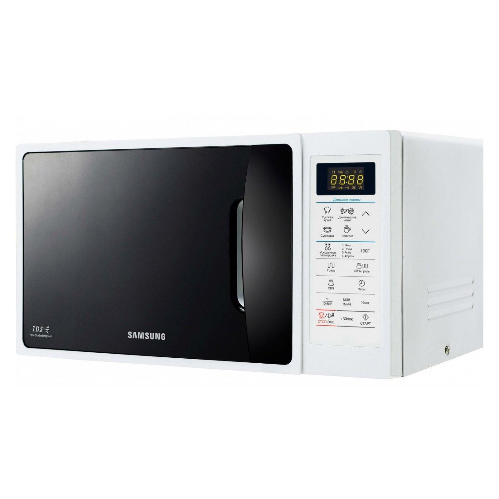 Микроволновая печь Samsung GE83ARW/UA изображение 2
