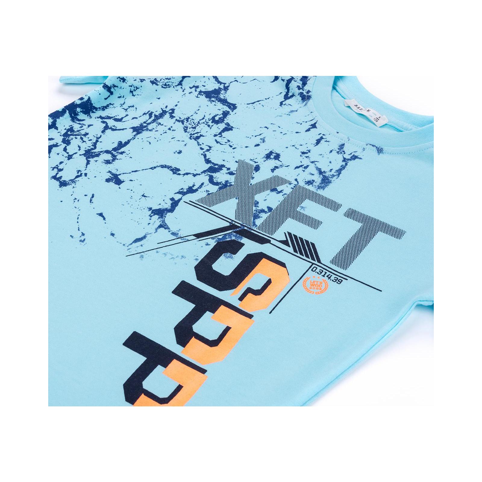 """Футболка детская Breeze с шортами """"XFT"""" (10925-146B-blue) изображение 9"""