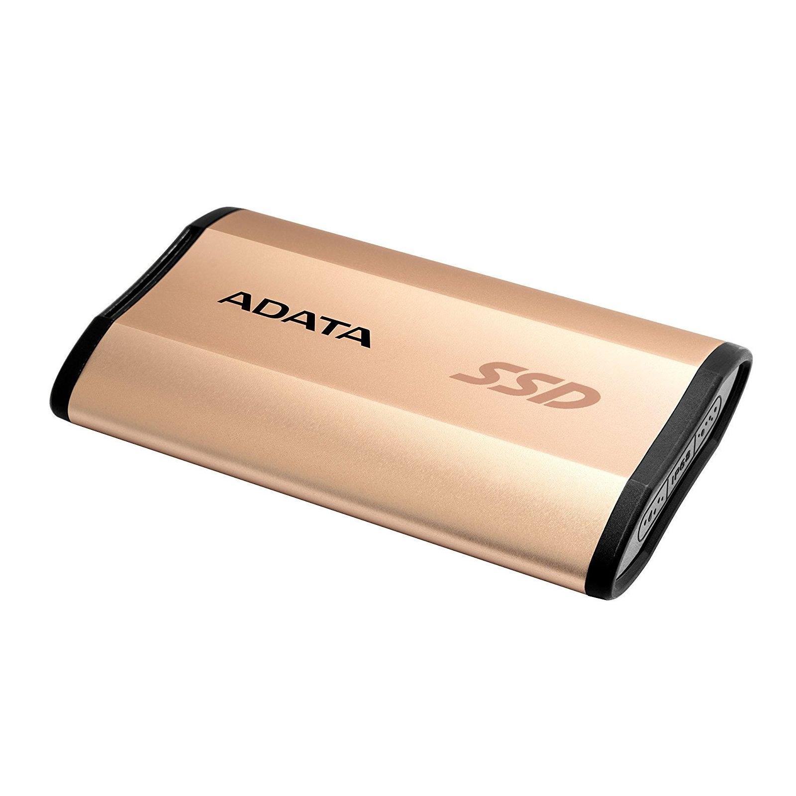 Накопитель SSD USB 3.1 512GB ADATA (ASE730H-512GU31-CGD) изображение 4
