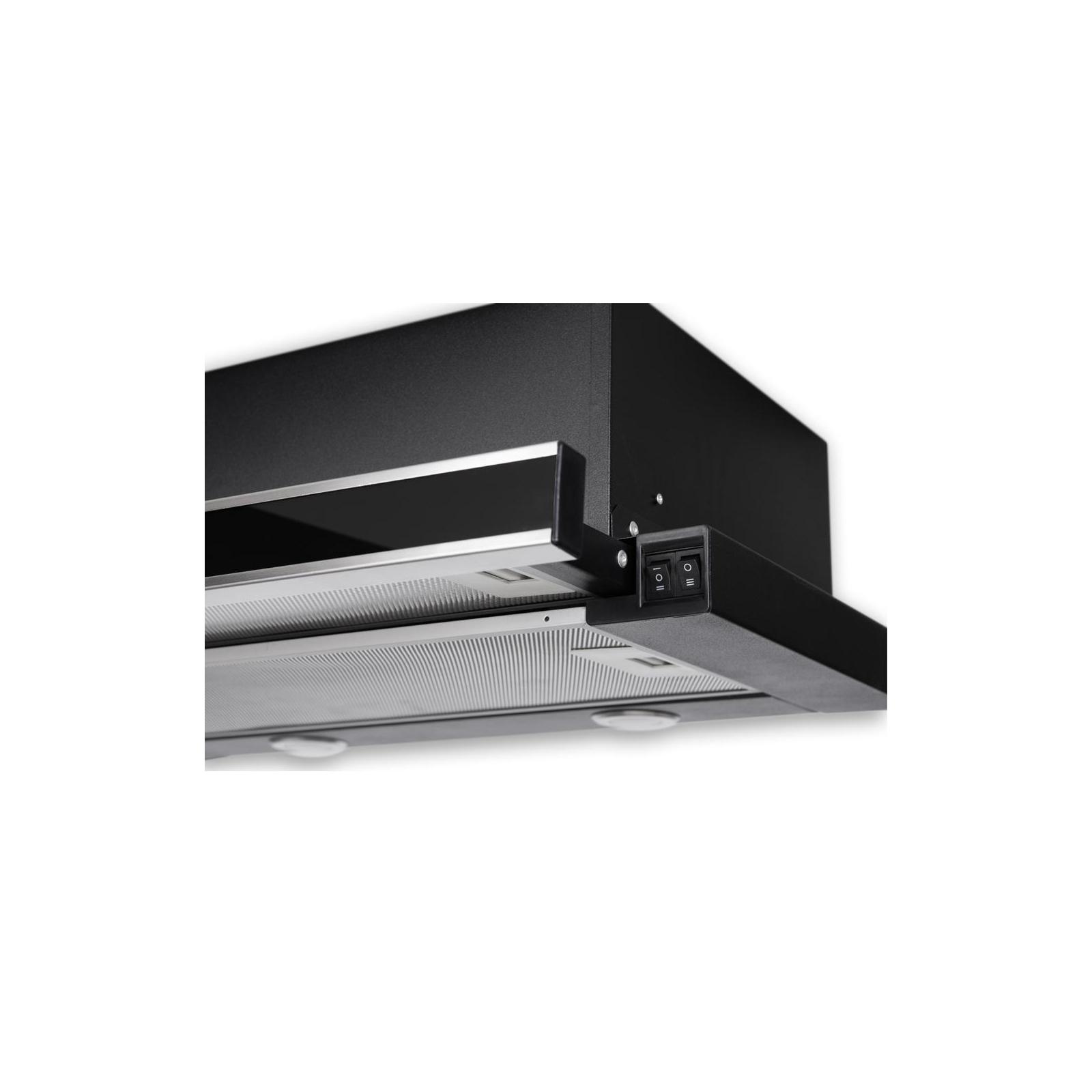 Вытяжка кухонная MINOLA HTL 6062 I/BL GLASS 450 LED изображение 6