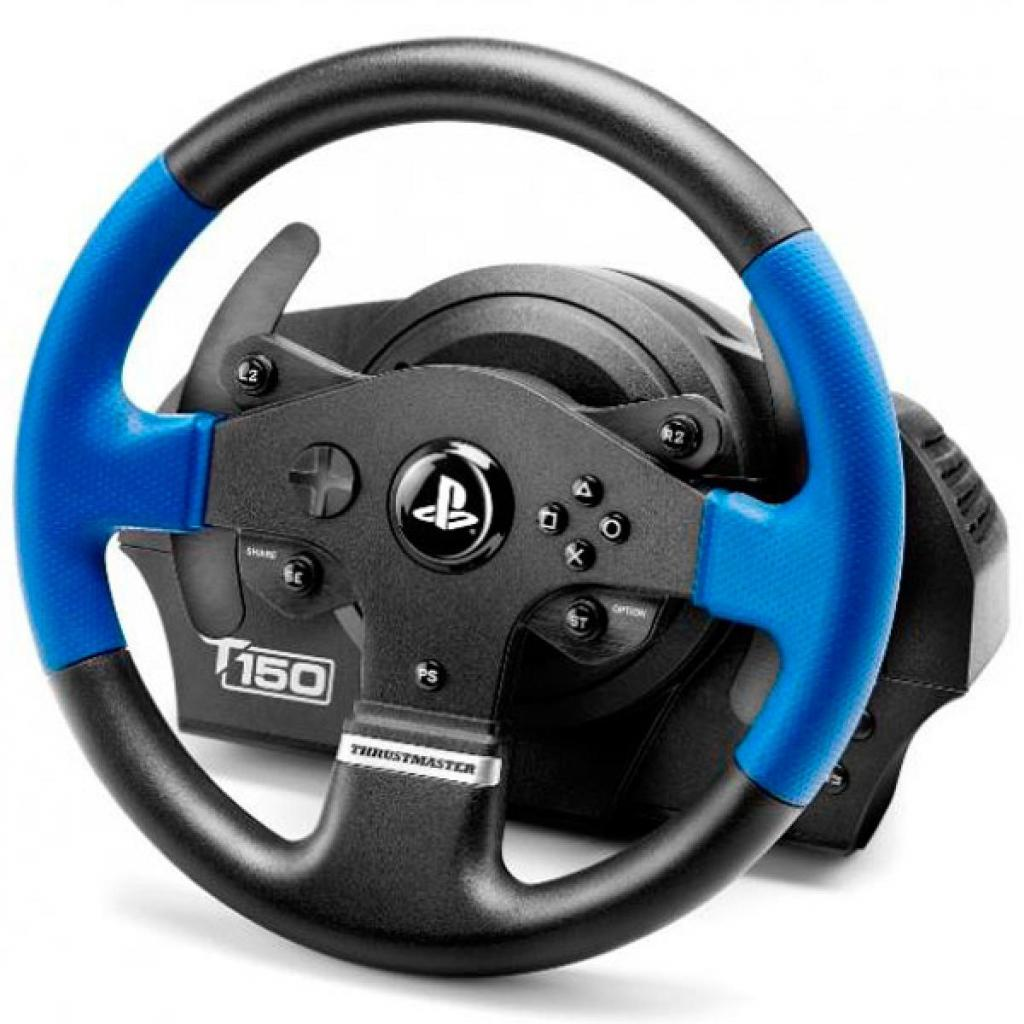Руль ThrustMaster PC/PS4 T150 Force Feedback Official Sony licensed (4160628) изображение 2
