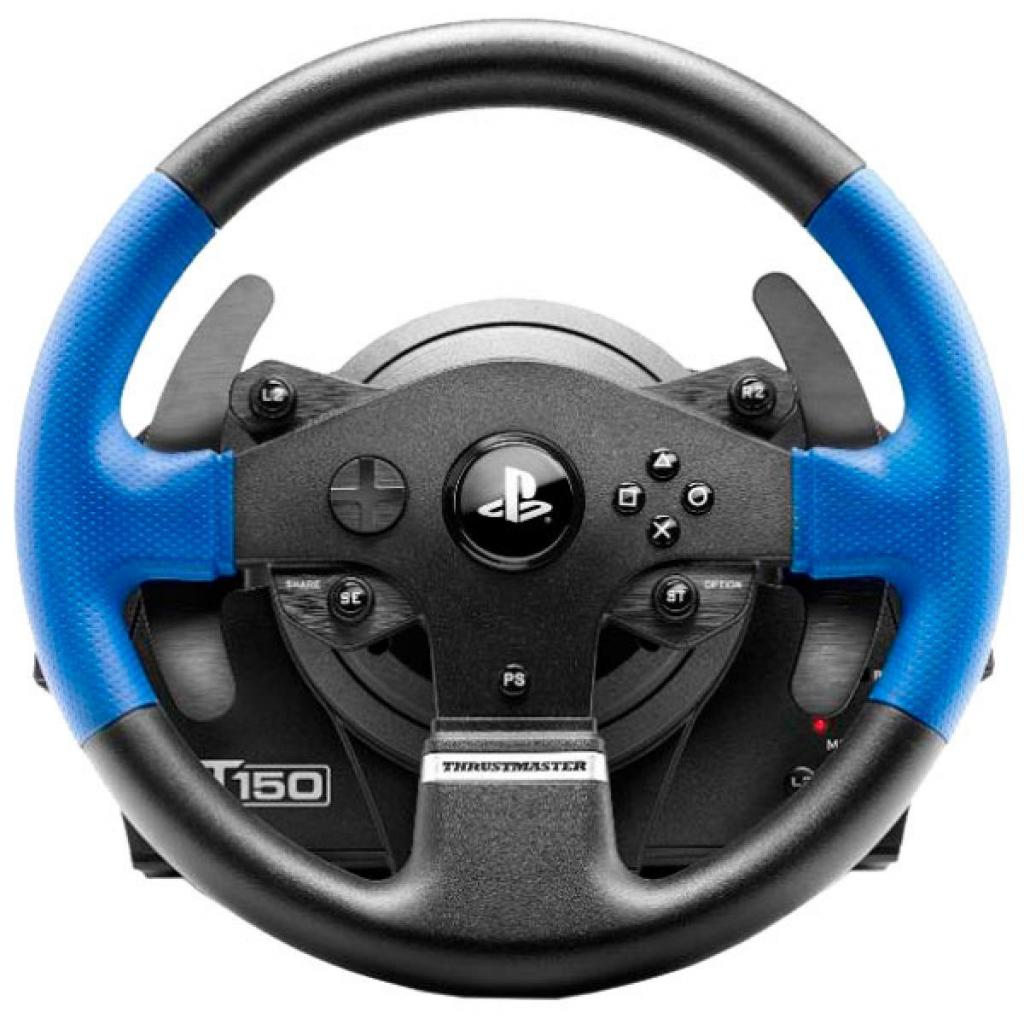 Руль ThrustMaster PC/PS4 T150 Force Feedback Official Sony licensed (4160628) изображение 3