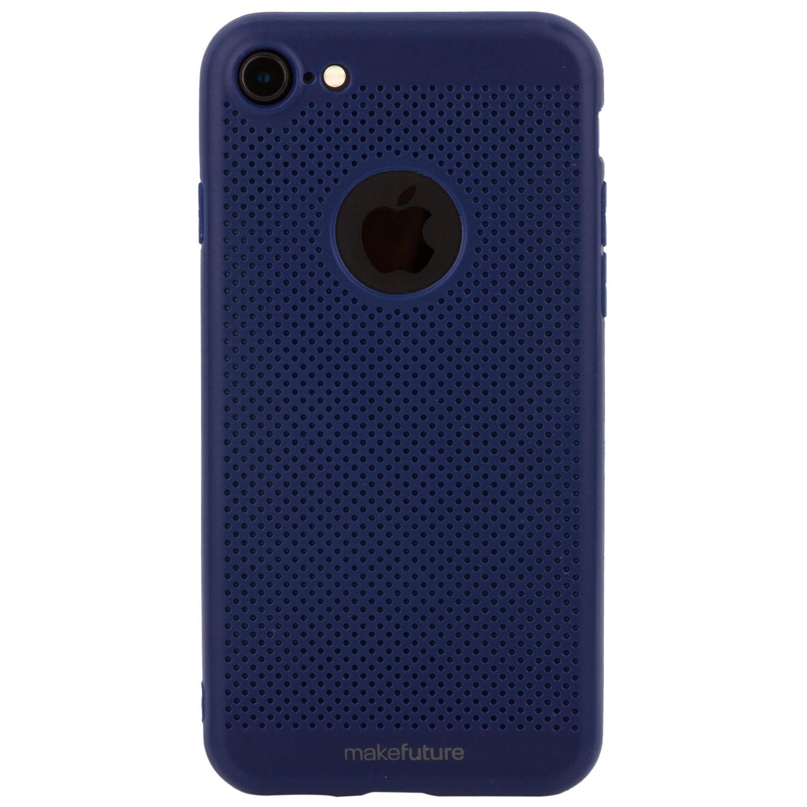 Чехол для моб. телефона MakeFuture Moon Case (TPU) для Apple iPhone 7 Blue (MCM-AI7BL)