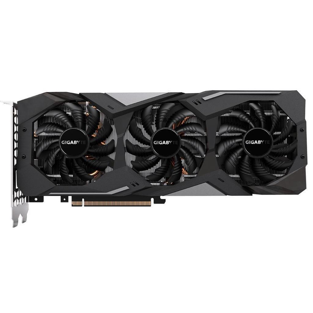 Видеокарта GIGABYTE GeForce RTX2080 8192Mb WINDFORCE OC (GV-N2080WF3OC-8GC) изображение 2