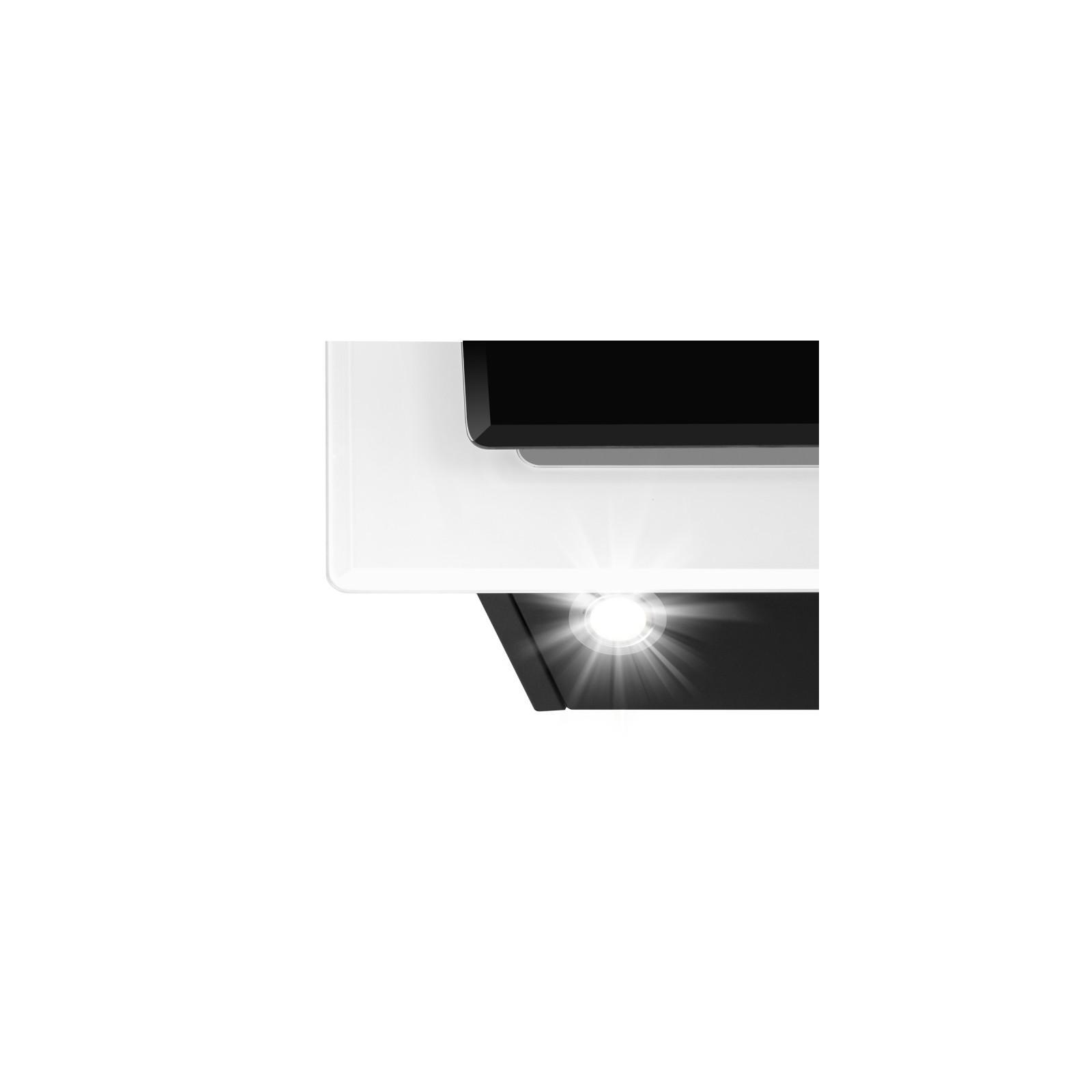 Вытяжка кухонная VENTOLUX FIJI 60 BK/WH (1000) TC IT изображение 5