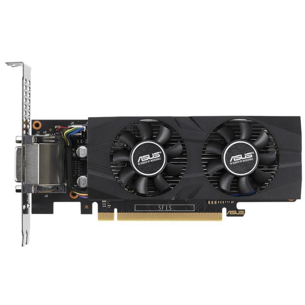 Видеокарта ASUS GeForce GTX1050 Ti 4096Mb OC LP (GTX1050TI-O4G-LP-BRK) изображение 2