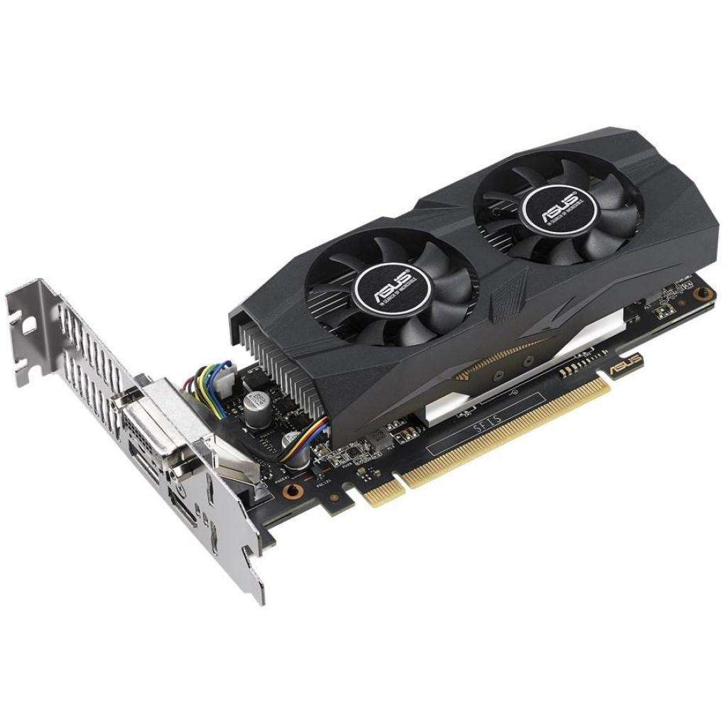 Видеокарта ASUS GeForce GTX1050 Ti 4096Mb OC LP (GTX1050TI-O4G-LP-BRK) изображение 3