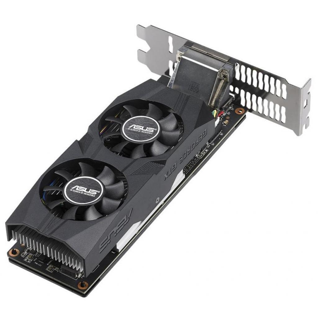 Видеокарта ASUS GeForce GTX1050 Ti 4096Mb OC LP (GTX1050TI-O4G-LP-BRK) изображение 4