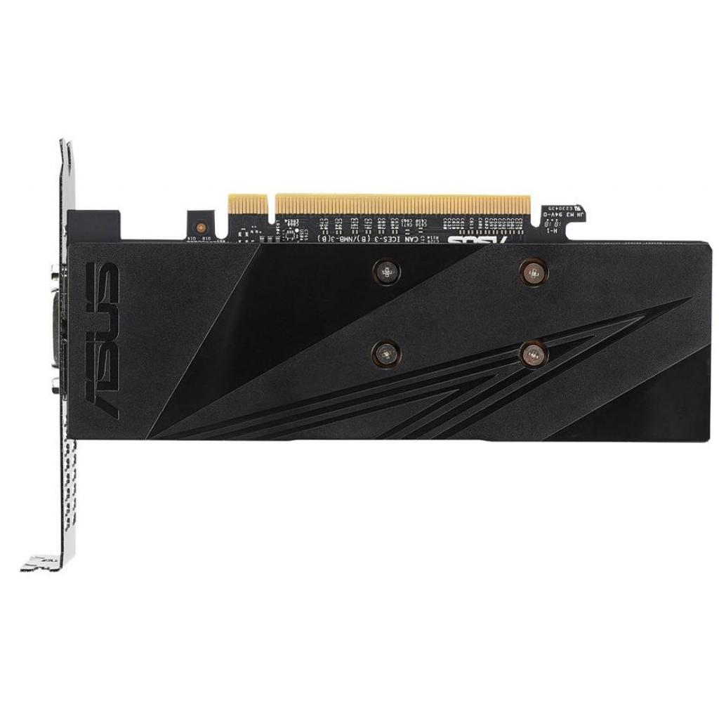 Видеокарта ASUS GeForce GTX1050 Ti 4096Mb OC LP (GTX1050TI-O4G-LP-BRK) изображение 5