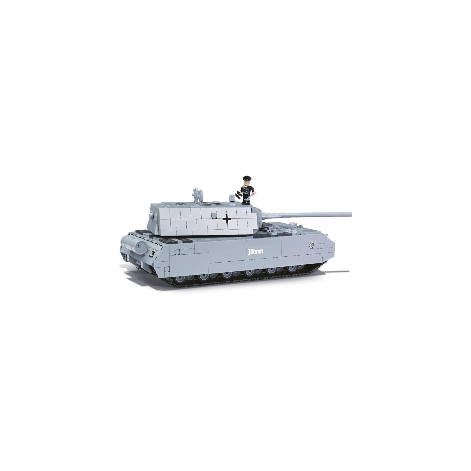 Конструктор Cobi World Of Tanks Maus, 900 деталей (COBI-3024) изображение 2