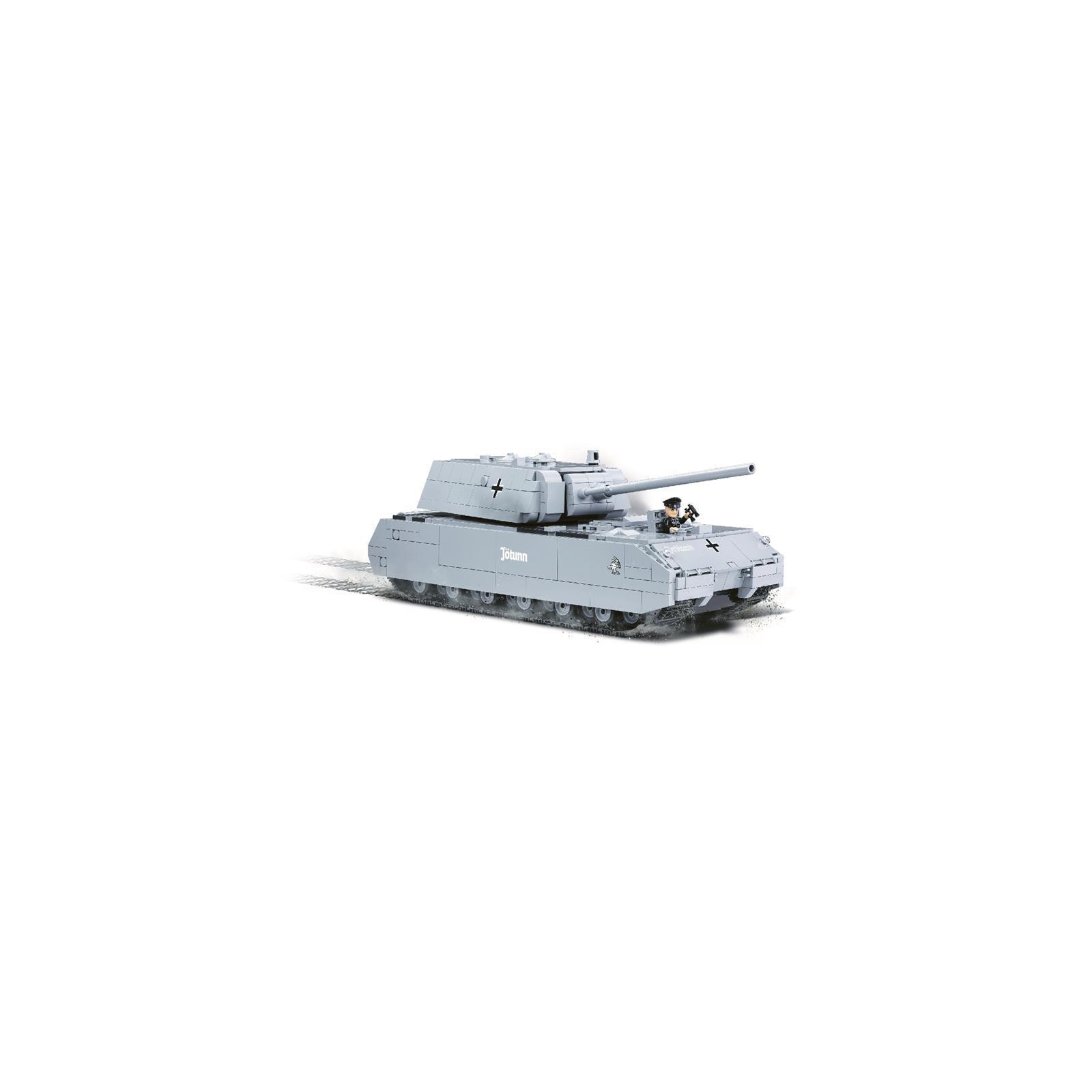 Конструктор Cobi World Of Tanks Maus, 900 деталей (COBI-3024) изображение 4