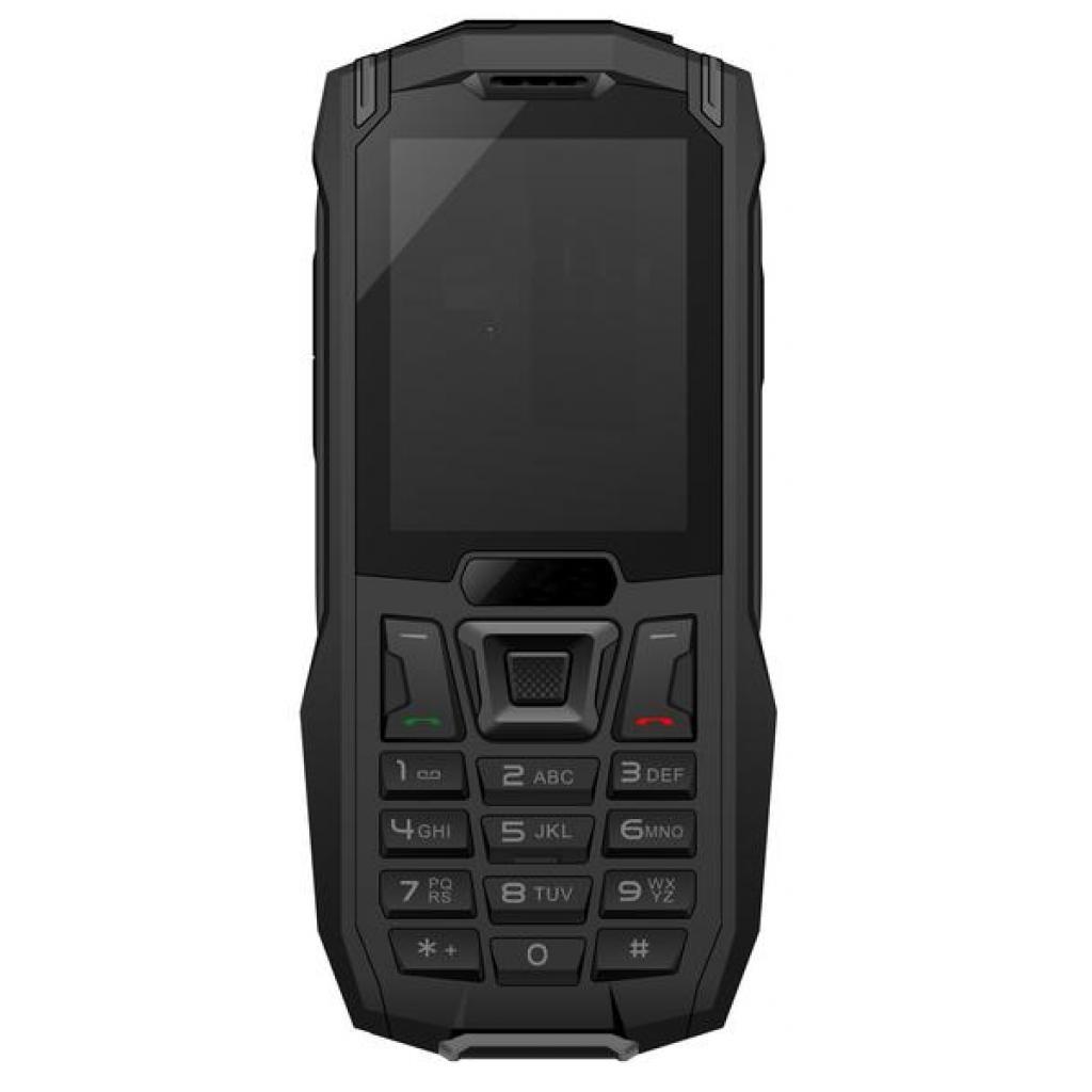 Мобильный телефон Bravis C245 Armor Black