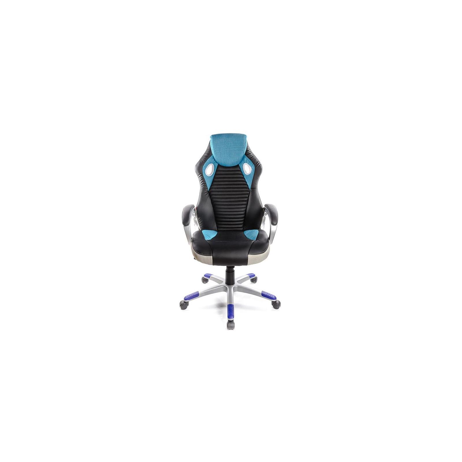 Кресло игровое АКЛАС Григ PL TILT Синее (06158) изображение 2