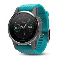 Смарт-часы Garmin Fenix 5S GPS Watch Turquoise (010-01685-01)