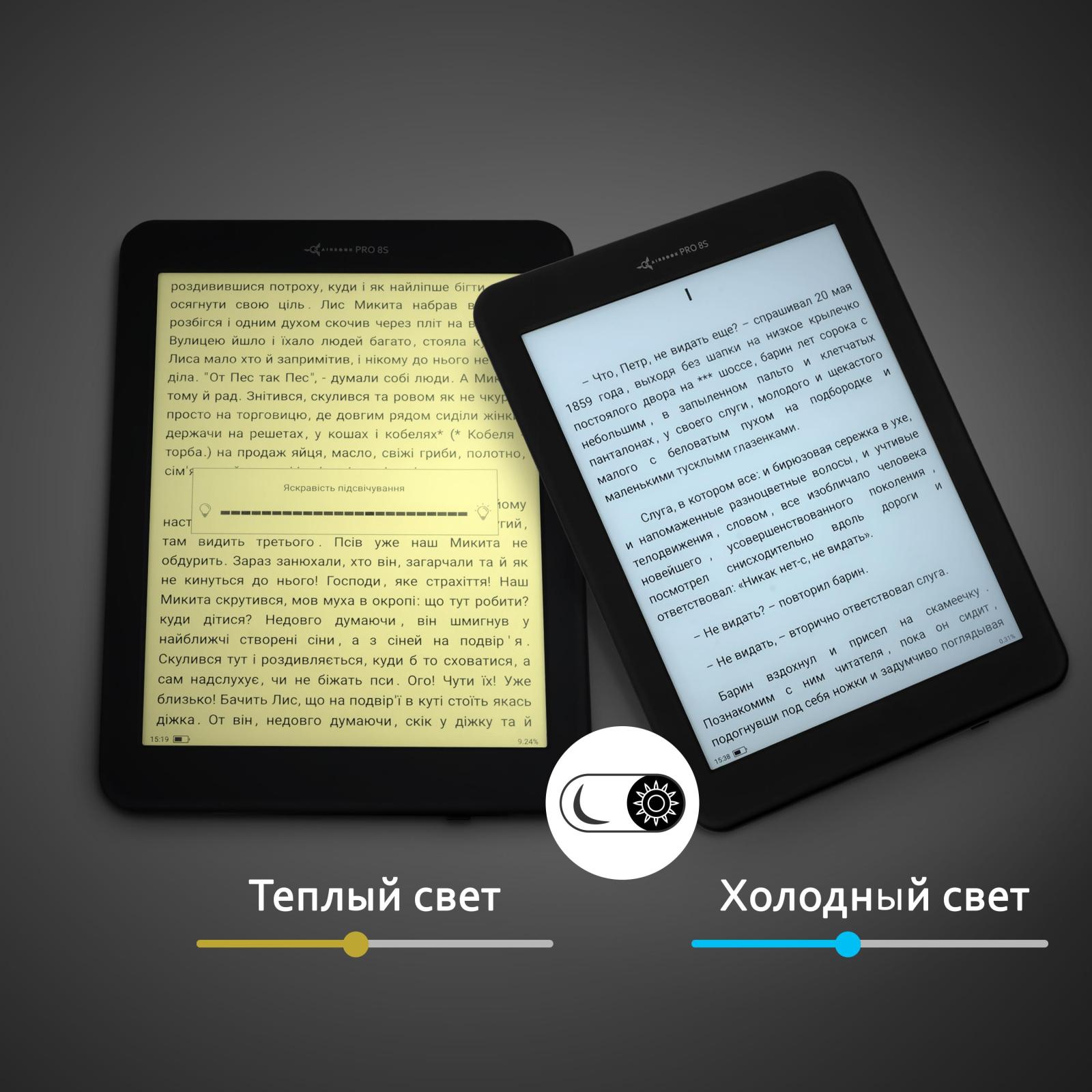 Электронная книга AirBook Pro 8 S изображение 5