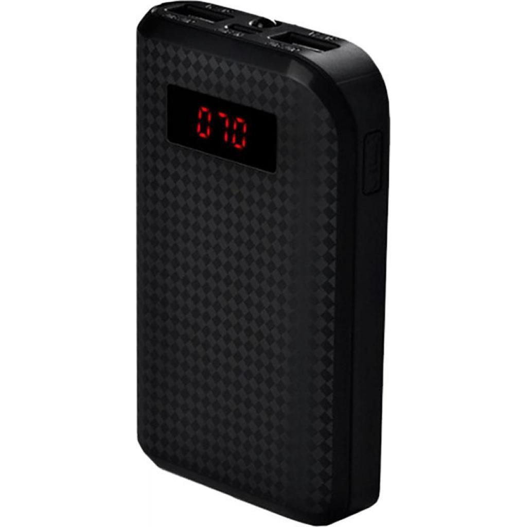 Батарея универсальная Remax Proda Series 10000mAh 2USB-1A&2A black (PPL-11-BLACK) изображение 2